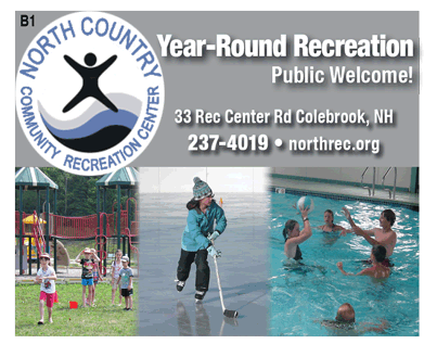 2017 North Country Rec Center