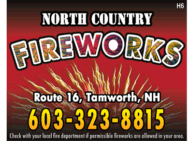 2017 North Country Fireworks