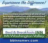 Bed & Breakfasts inn MWV